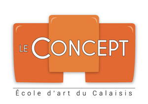 Ecole art de Calais le Concept