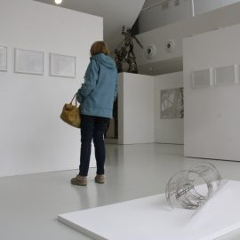 Exposition «Structure(s)» d'Emmanuelle Flandre