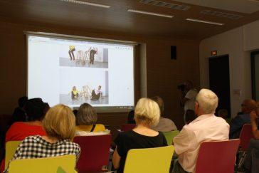 « Parcours d'accompagnement professionnel » d'OPJ Cyganek et Julie Poulain