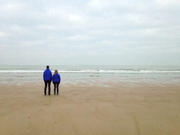 Rendez-vous sur la plage de Calais le lundi 12 décembre dès 14 h