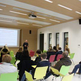 Réunion d'information sur la classe préparatoire, le 28 janvier 2017
