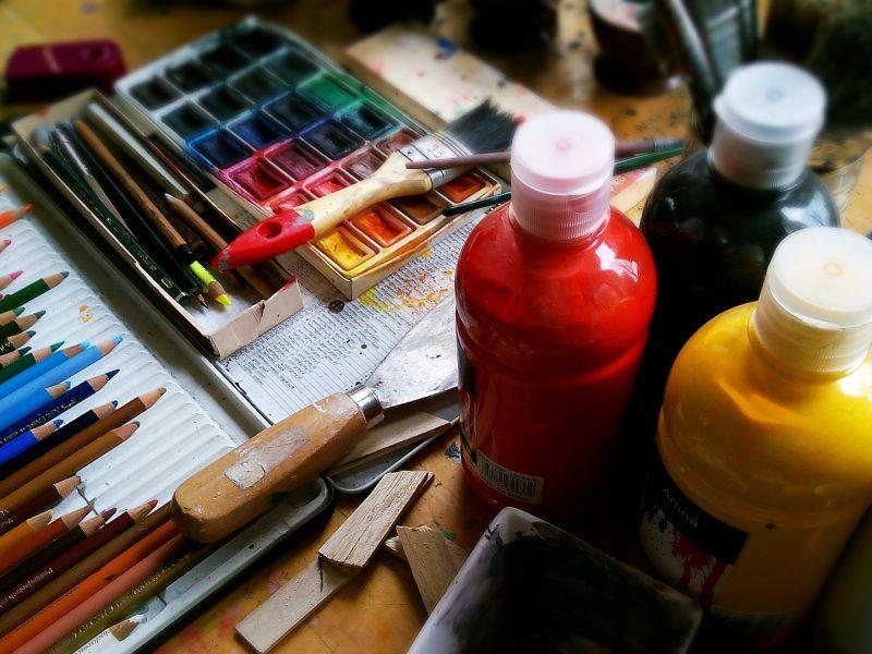 Inscriptions à l'école d'art : ça débute le 3 juin