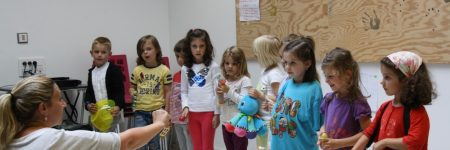 Restitution de la classe Musiplastik, le 29 juin