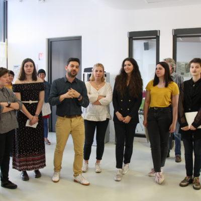 Vernissage expo de L'art ou du design par les étudiants - 24.05.19de la classe prépa -