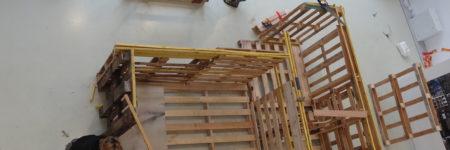 « Architectures/espaces de travail covido-compatibles » / Workshop avec Laurent Tixador – 9.12.20