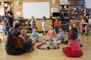 A la découverte de l'atelier Musiplastik (4-5 ans)
