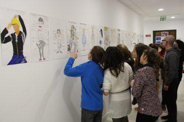 A la découverte de l'atelier créativité et arts plastiques (11-12 ans)