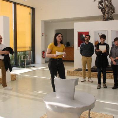 Vernissage expo de L'art ou du design par les étudiants - 24.05.19