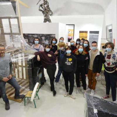 Classe prépa - janv.2021 Workshop avec Laurent Tixador